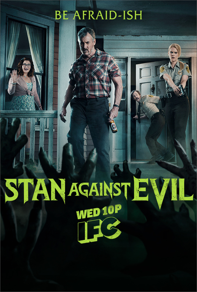 Watch Movie Stan Against Evil - Season 3