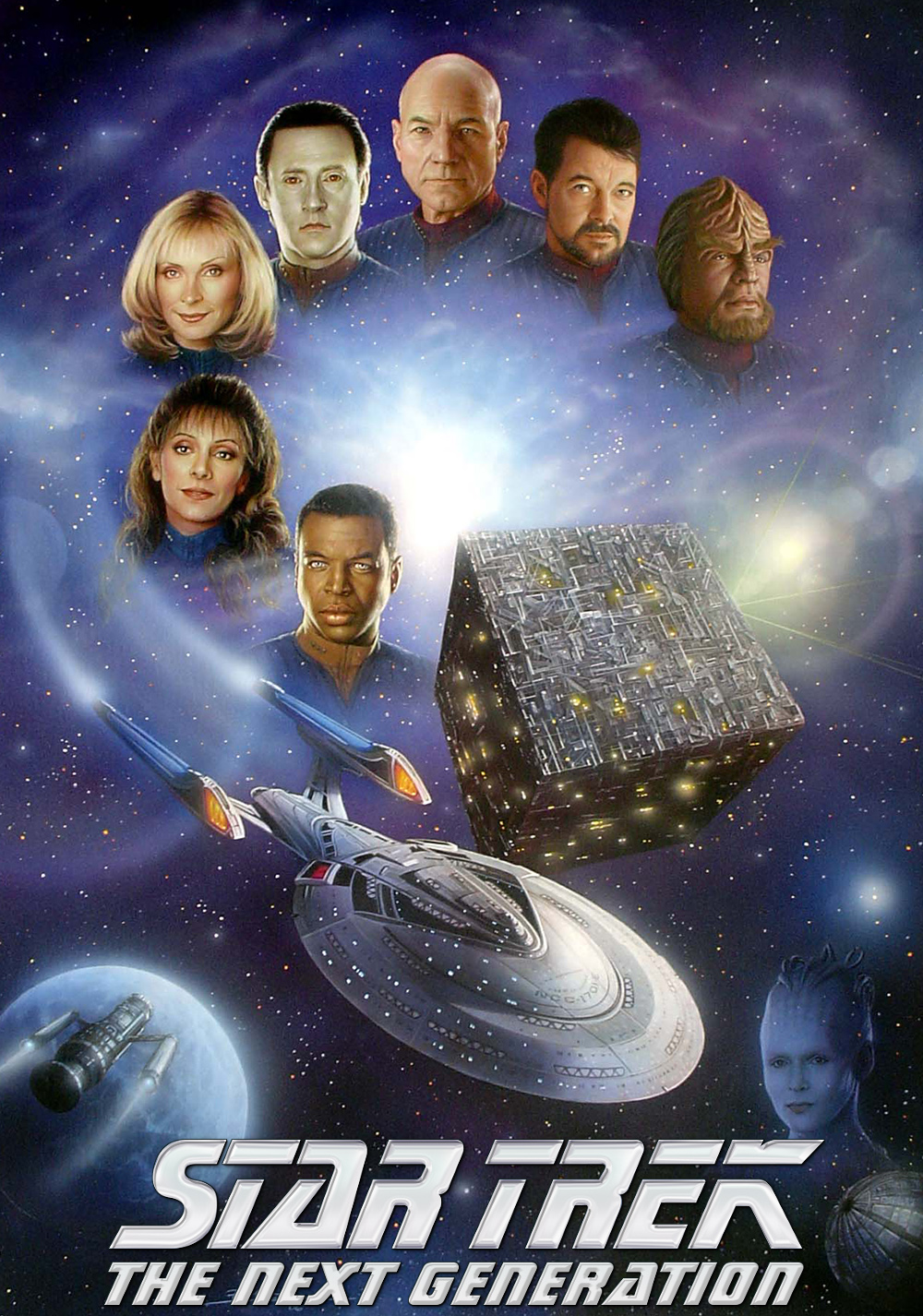 Watch Movie Star Trek: The Next Generation - Season 2