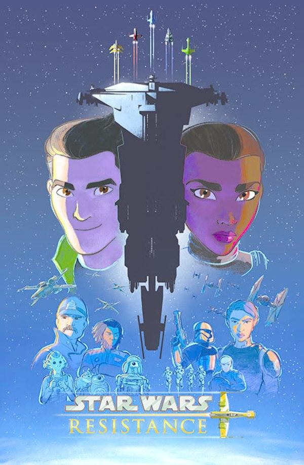 Star Wars Resistance - Season 2