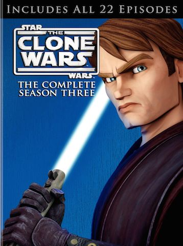 Watch Movie Star Wars: The Clone Wars - Season 3