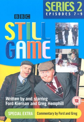 Watch Movie Still Game - Season 8
