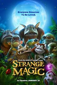 Watch Movie Strange Magic
