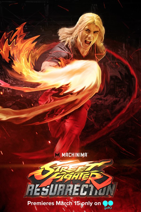 Watch Movie Street Fighter: Resurrection - Season 1