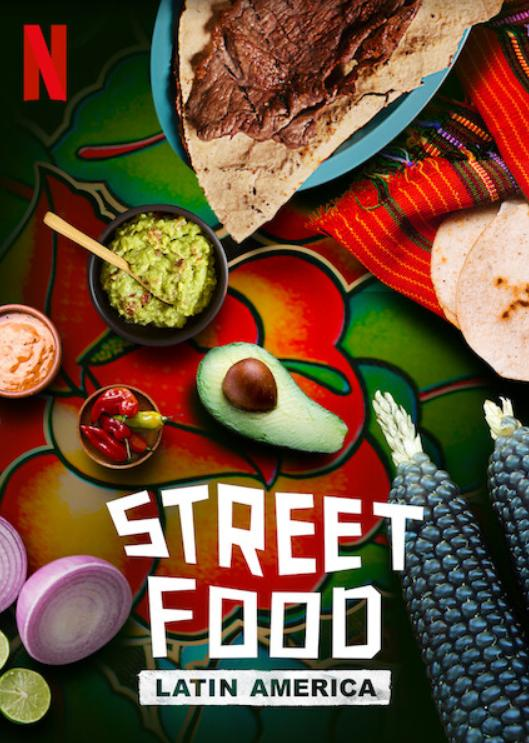Watch Movie Street Food: Latin America - Season 1