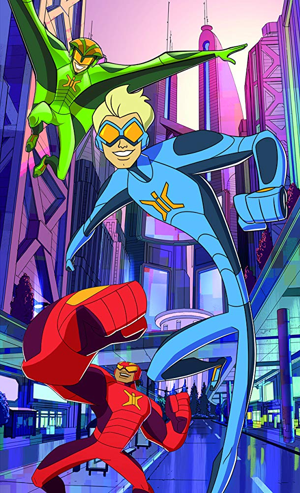 Watch Movie Stretch Armstrong and the Flex Fighters - Season 2