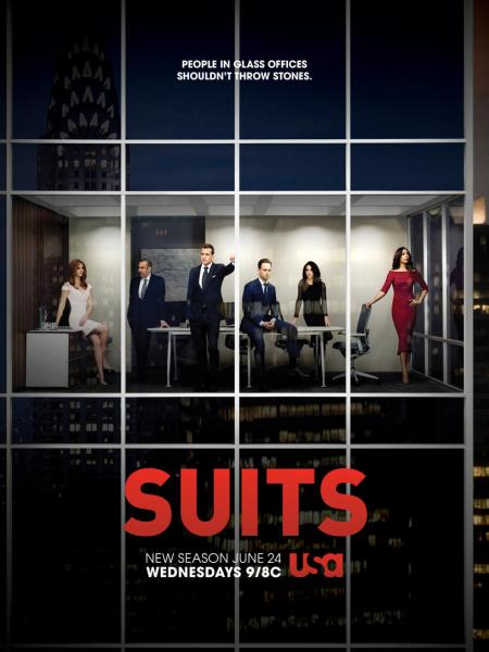 Watch Movie Suits - Season 5