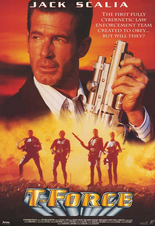 Watch Movie T-Force