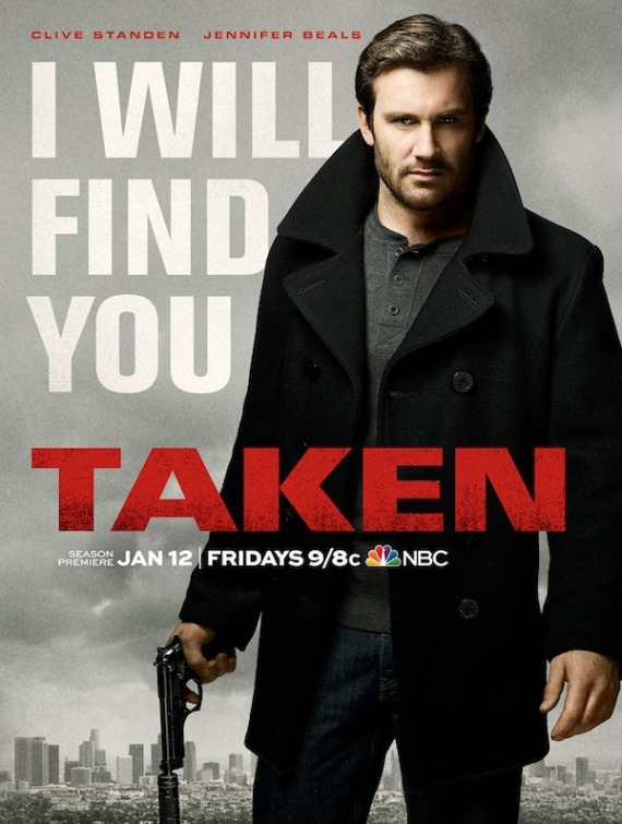 Watch Movie Taken - Season 2