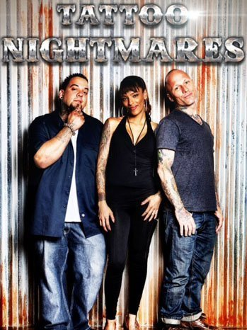 Watch Movie Tattoo Nightmares - Season 1