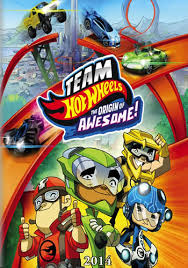 Watch Movie Team Hot Wheels: The Origin Of Awesome!