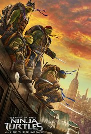 Watch Movie Teenage Mutant Ninja Turtles: Out of the Shadows [Russian Audio]
