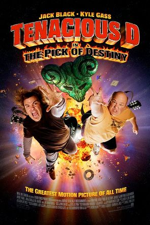 Watch Movie Tenacious D in The Pick Of Destiny