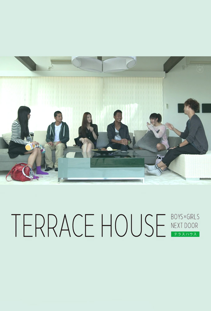 Watch Movie Terrace House Boys x Girls Next Door