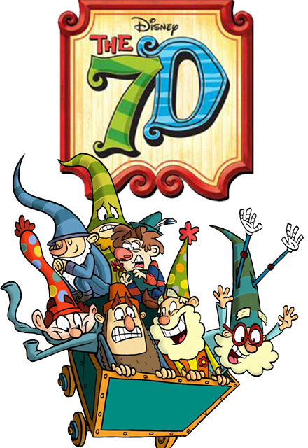 Watch Movie The 7D - Season 2