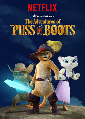 Watch Movie The Adventures Of Puss In Boots - Season 4