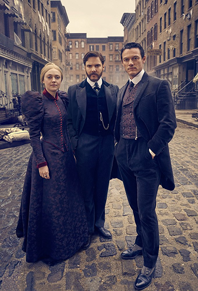 Watch Movie The Alienist - Season 1