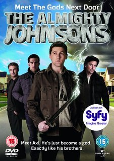 Watch Movie The Almighty Johnsons - Season 1