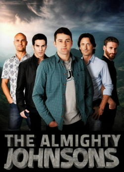 Watch Movie The Almighty Johnsons - Season 2