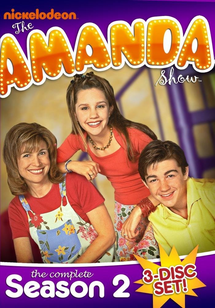 Watch Movie The Amanda Show - Season 2