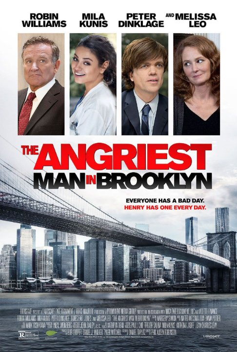 Watch Movie The Angriest Man In Brooklyn