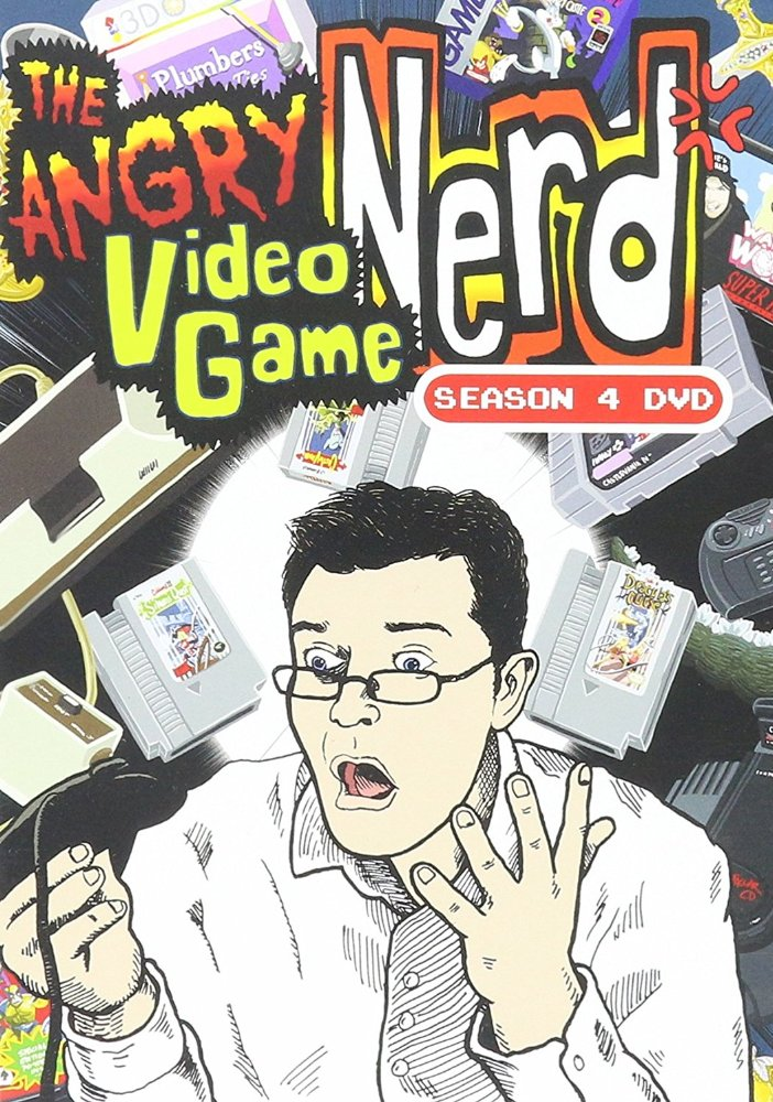 Watch Movie The Angry Video Game Nerd - Season 4