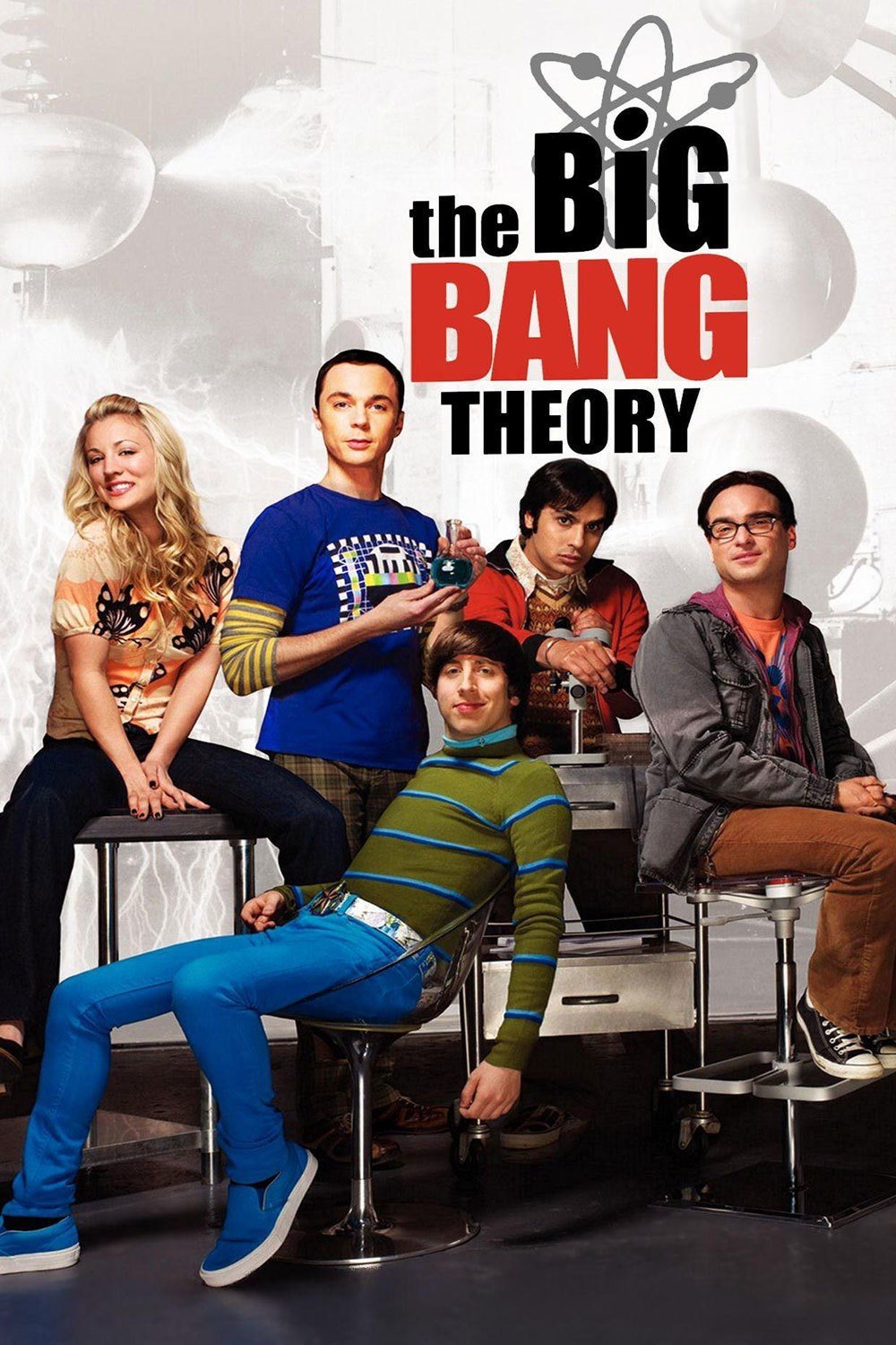Watch Movie The Big Bang Theory - Season 3