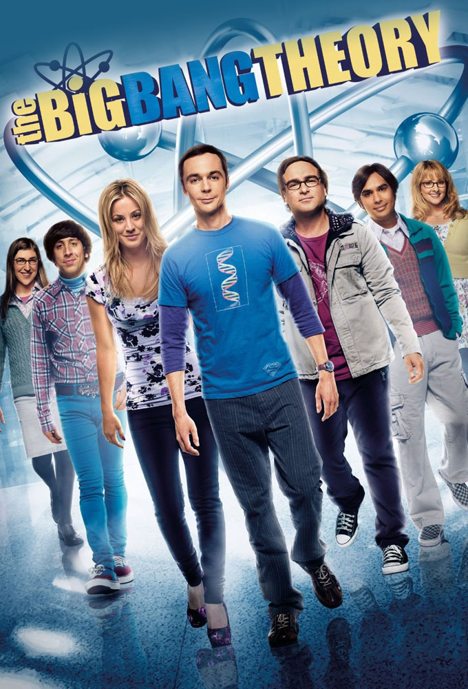 Watch Movie The Big Bang Theory - Season 7