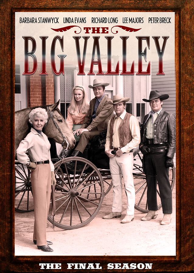 Watch Movie The Big Valley - Season 4