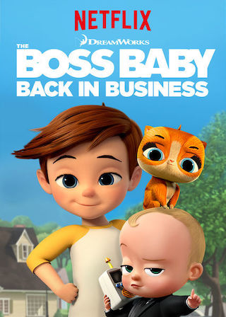 The Boss Baby: Back in Business - Season 4