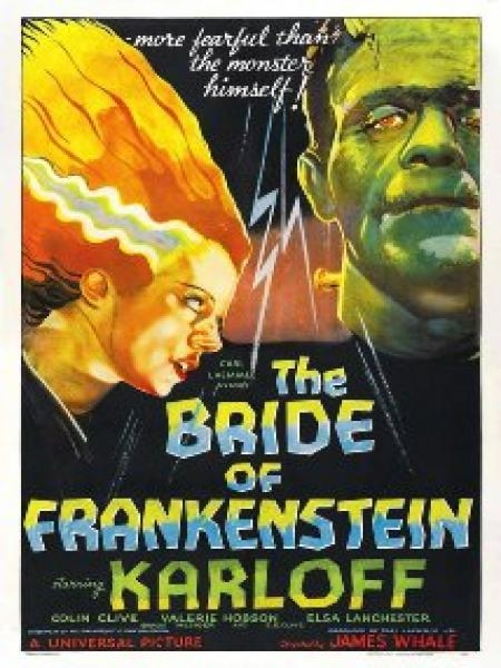 Watch Movie The Bride Of Frankenstein