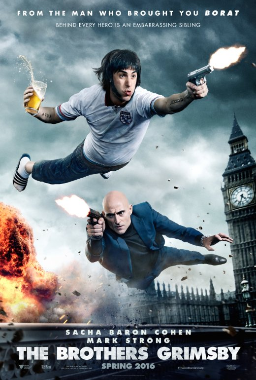 Watch Movie The Brothers Grimsby