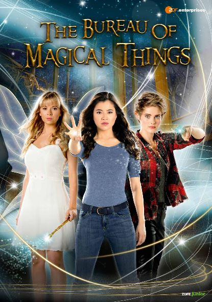 Watch Movie The Bureau of Magical Things - Season 1