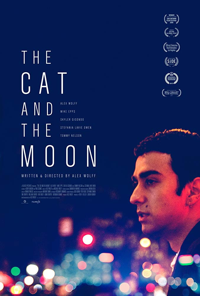 Watch Movie The Cat and the Moon