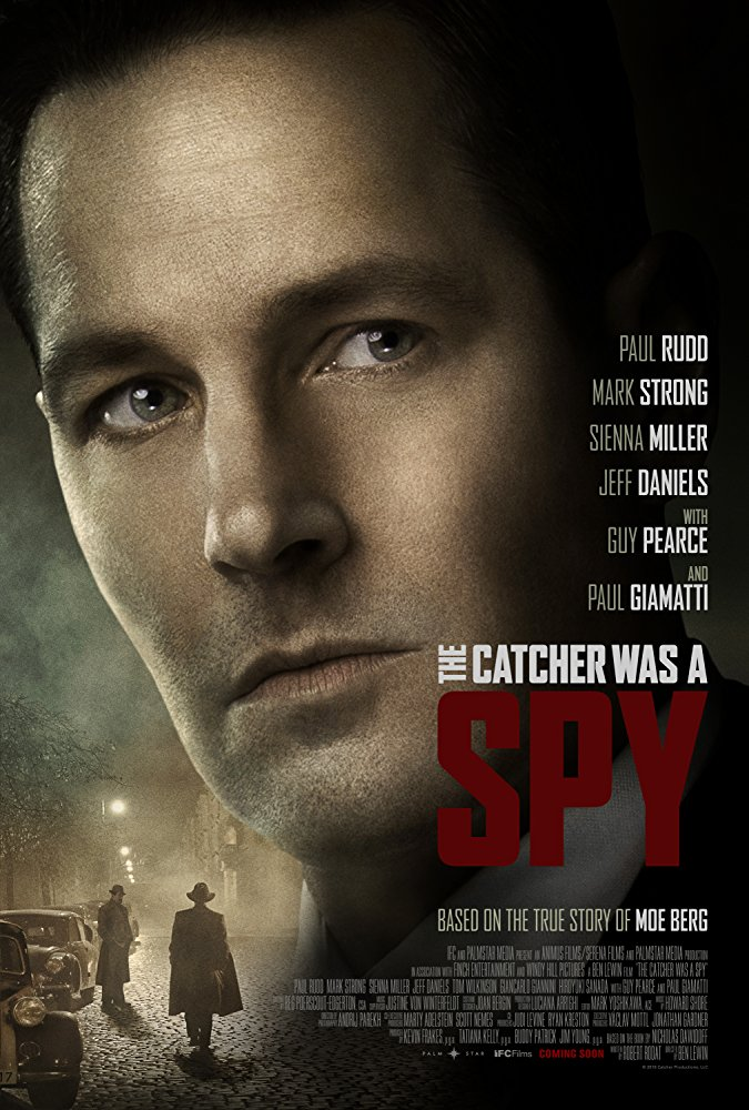 Watch Movie The Catcher Was a Spy
