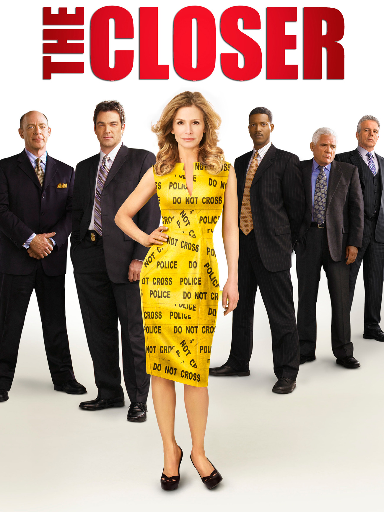 Watch Movie The Closer - Season 1