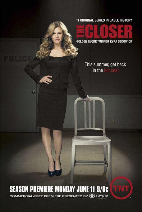 Watch Movie The Closer - Season 4