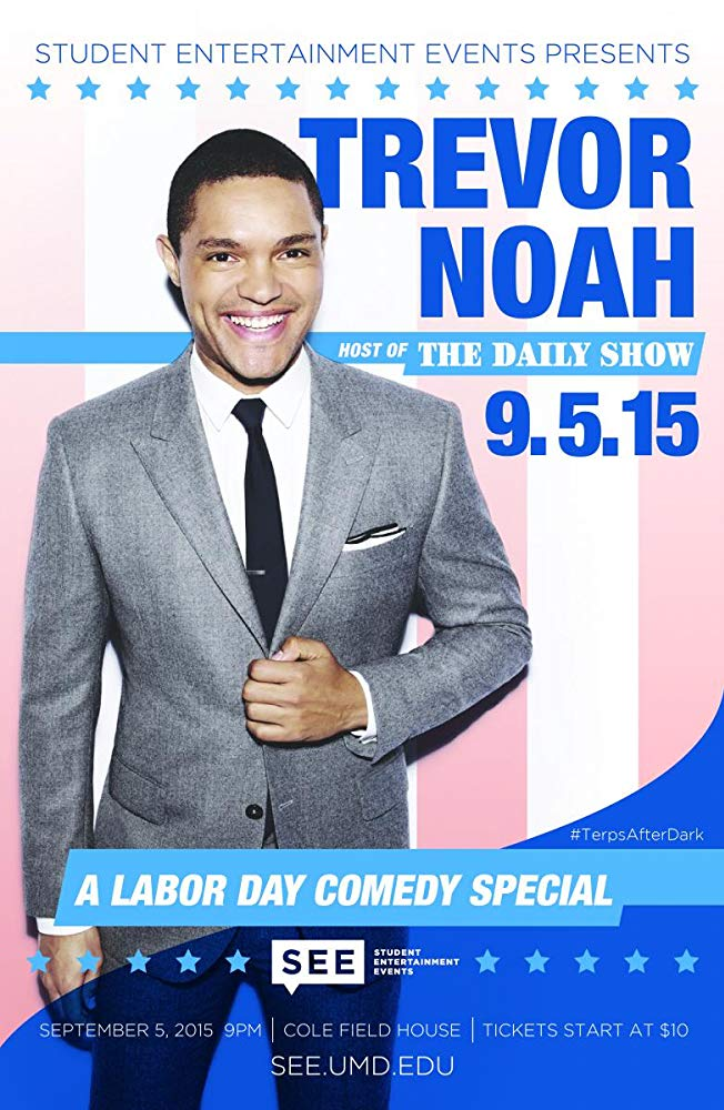 Watch Movie The Daily Show With Trevor Noah - Season 1