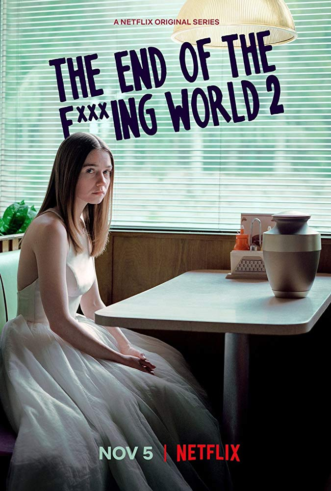 Watch Movie The End of the F***ing World - Season 2