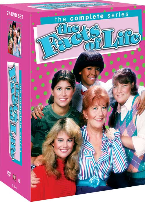 Watch Movie The Facts of Life - Season 8
