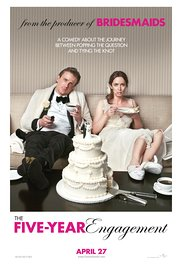 Watch Movie The Five Year Engagement