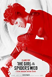 Watch Movie The Girl in the Spider's Web