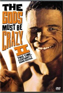 Watch Movie The Gods must be Crazy II