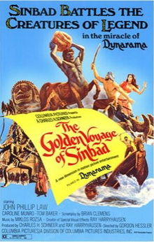 Watch Movie The Golden Voyage of Sinbad