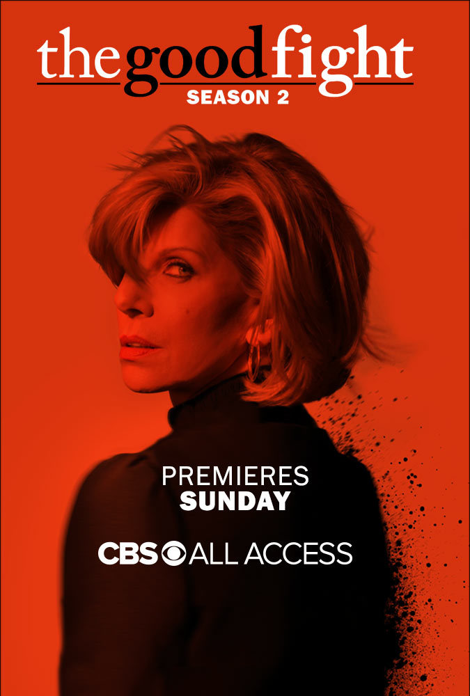 Watch Movie The Good Fight - Season 3