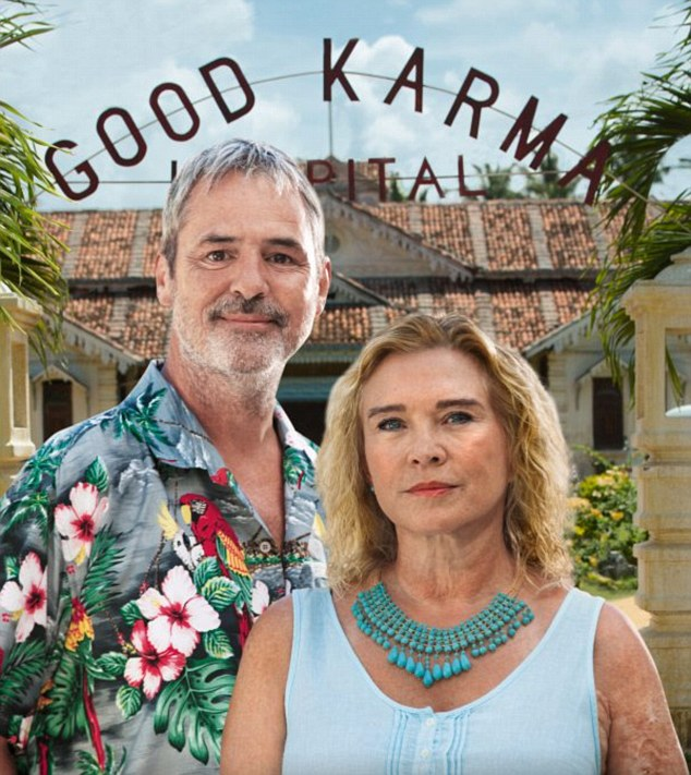 Watch Movie The Good Karma Hospital - Season 2