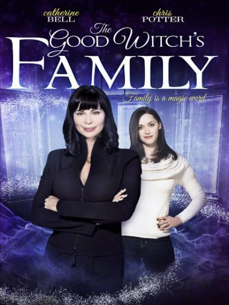 Watch Movie The Good Witch's Family