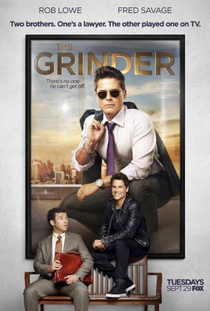 Watch Movie The Grinder - Season 1