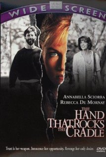 Watch Movie The Hand That Rocks The Cradle
