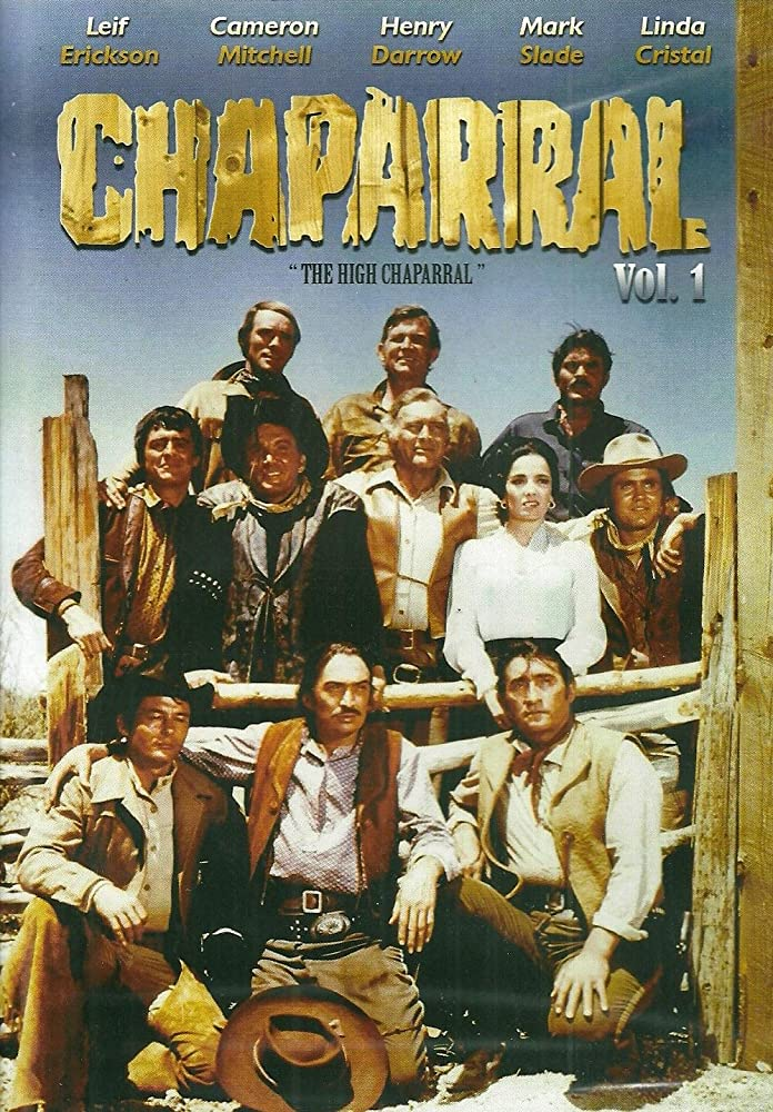 The High Chaparral - Season 2
