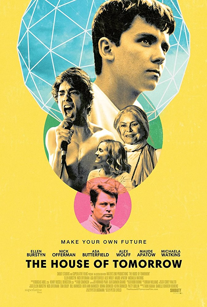 Watch Movie The House of Tomorrow